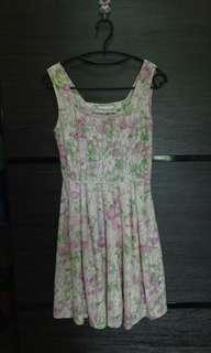 Monaco Premium Floral Dress