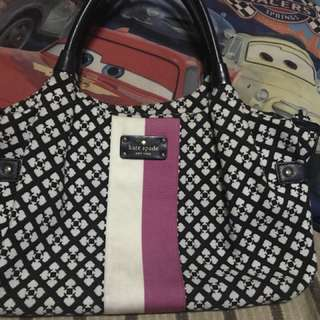 Used kate spade bag for sure buyer, negotiable