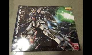 BNIB MG Build Gundam MK-II RX-178B