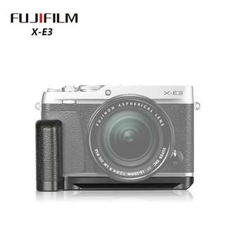 Meike MK-XE3G Aluminum Alloy Hand Grip Quick Release Plate L Bracket for Fujifilm X-E3