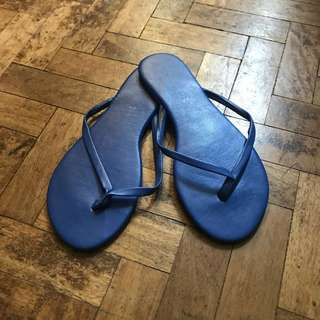 Tkees inspired flops (cobalt blue)