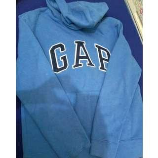 Gap Hoodie Blue