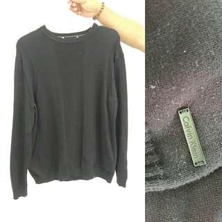 Orig Calvin Klein Sweat Shirt
