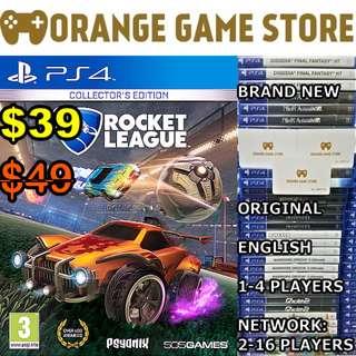 PS4 Rocket League