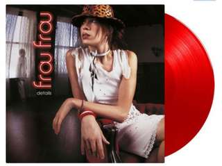 Frou Frou - Details (Limited Red Vinyl, 180 gm)