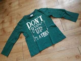 PreLoved RoundNeck SweatShirt for Kids - Boy (F&F Brand)