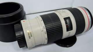 Canon EF 70-200mm f/4.0-5.6 IS USM