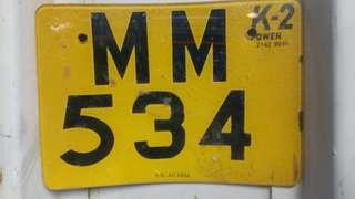 MM 534
