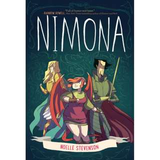 [eBook] Nimona by Noelle Stevenson