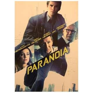 DVD - PARANOIA