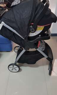 Safety 1st Stroller with Car Seat