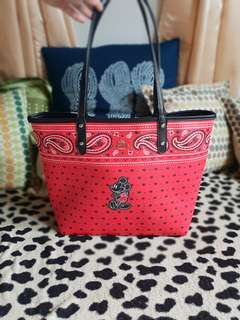 Coach Tote (Mickey Mouse Edition)