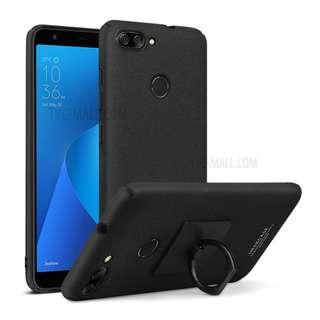 Asus Zenfone Max Plus M1 ZB570TL Black Case 400