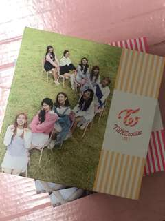 [Clearance Sales] Twicecoaster Lane 1 Magenta / Apricot