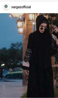 Pearl Abaya / Jubah Available in Plus Size