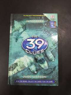 The 39 Clues - Book Six (Hardbound)