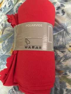 Ikea Polarvide Throw Blanket