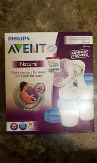 *PREOWNED* Philips Avent Manual Breast Pump