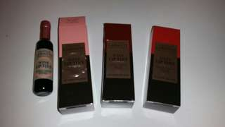 Wine Bottles Lipsticks Lip Tint