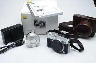 Nikon j5 Mirrorless camera