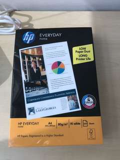 HP Everyday Paper A4 80gsm
