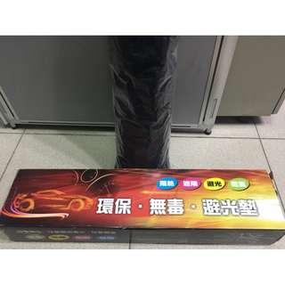 遮陽隔熱避光墊~~「黑色長毛」~390元~ 全新訂製豐田PRIUS