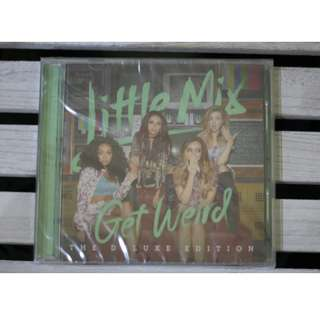 Little Mix Get Weird Album (Brand New Sealed)