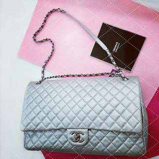 Chanel XXL Airline Flap Bag