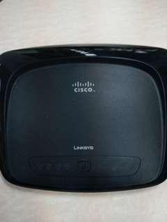 Cisco Linksys WRT52G V1 router