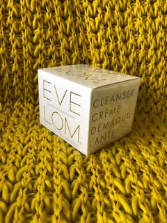 Evelom Cleanser 卸妝潔面霜