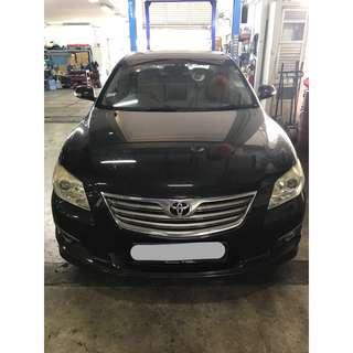 Toyota Camry, $399 nett weekly. Cal 92345563 now!