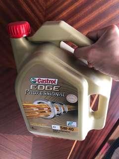 Castrol Edge Professional 5W40