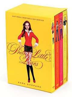 Pretty Little Liars (Set of First 4 Books)