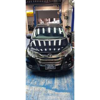 Honda Odyssey 2014 Absolute 2.4L