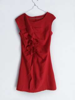Red-A Dress