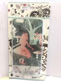 全新卡通Alice愛麗絲 iphone6 plus/6s plus手機殼
