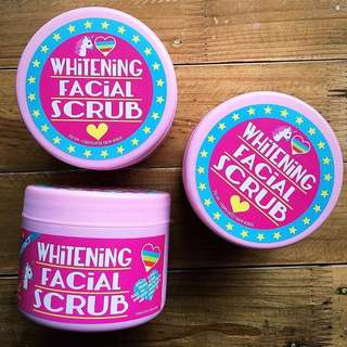 🦄 SCRUB DISTRICT  WHITENING IMPORTED FROM KOREA 100% Premium Natural