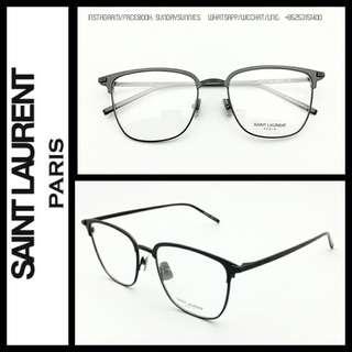 Saint Laurent Paris YSL eyeglasses 近視眼鏡