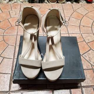 Zalora wedges shoes