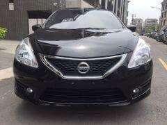 Nissan 日產 Tiida 2014年 黑色 1600c.c