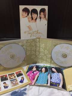 S.H.E Togather Album