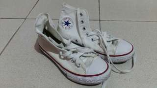 Converse white ORIG for kids