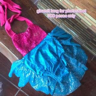 Mermaid Dress Costume