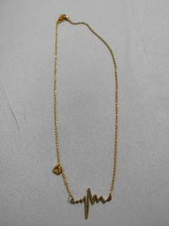 Stailess Necklace