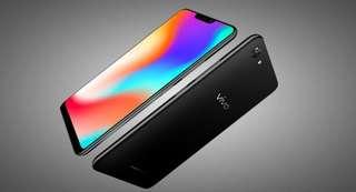 Vivo Y83 Smartphone 4/32GB Black Bisa Kredit Tanpa Cc