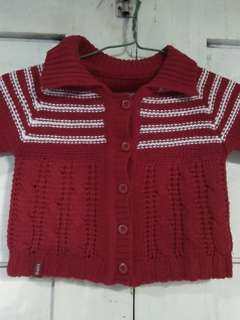Sweater hipo red