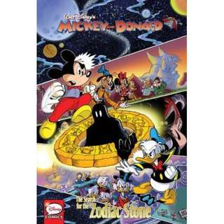 [eBook] Mickey and Donald: The Search for the Zodiac Stone