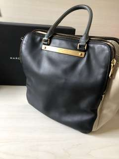 Marc by Marc Jacob leather bag 手袋連盒 with package