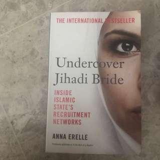 Undercover Jihadi Bride-book