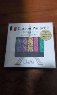 🆕️ crayon panche